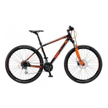 Bici Ktm Chicago 2924 Disc H 1743 Orange Black