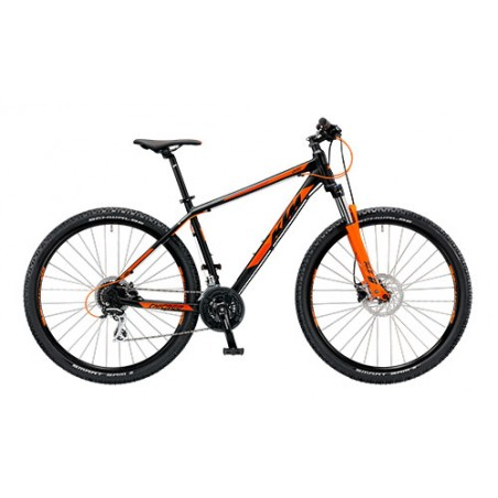 "BICI KTM CHICAGO 29.24 DISC H 17""/43 ORANGE /BLACK"